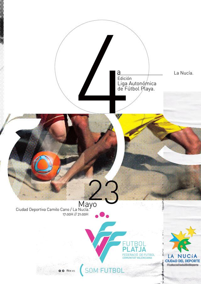 La Nucia Futbol Playa Liga Autonomica 2019