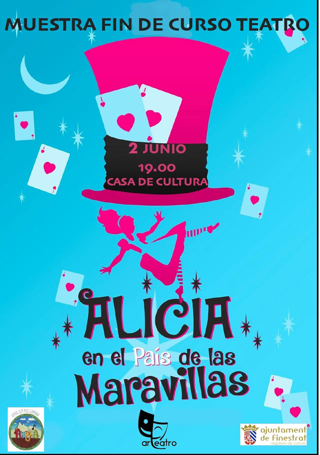 Teatro infantil Alicia Finestrat 2019