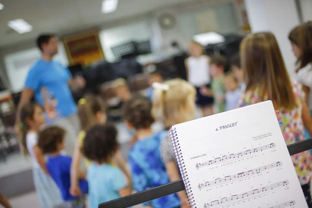 Escuela Musica fassolet la lira 2019