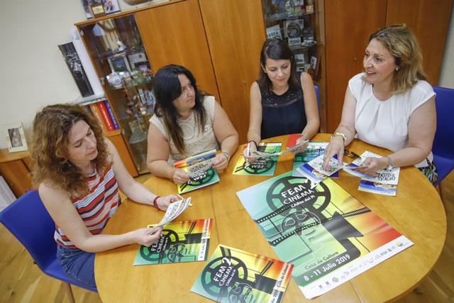 L'Alfàs acoge en julio el curso FEM Cinema del CEFIRE de Alicante