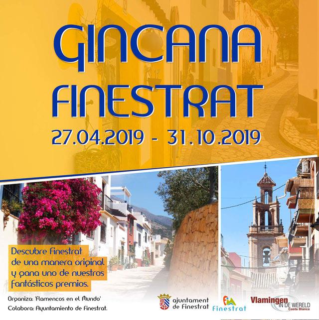 Gincana Finestrat 2019