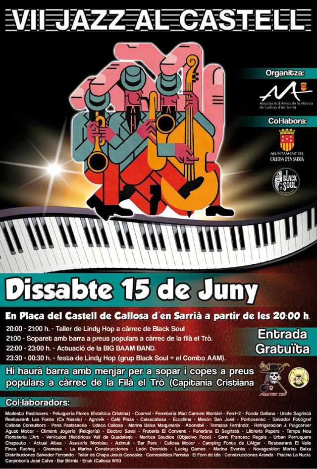 Jazz al castell Callosa 2019