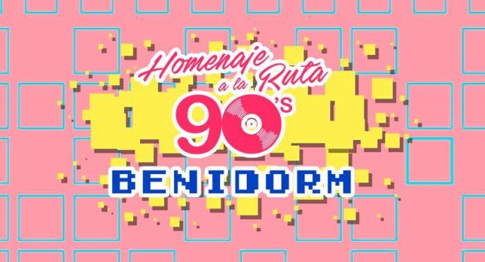 Benidorm Homenaje a 90 la ruta 2019