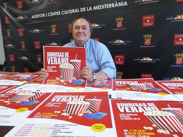 La Nucia Cine Estival 2019