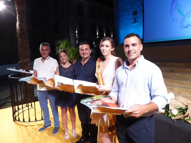 La Nucia Presentacion actos fiestas de agosto 2019