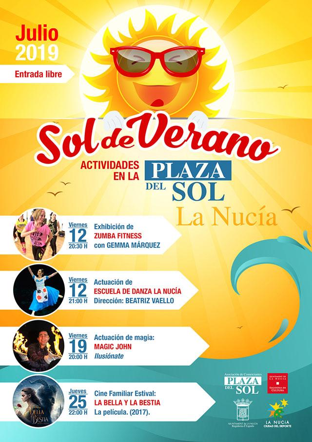 La Nucia Sol Verano 2019