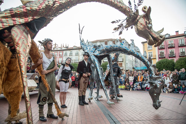 La Vila Joiosa Art i Carrer 2019