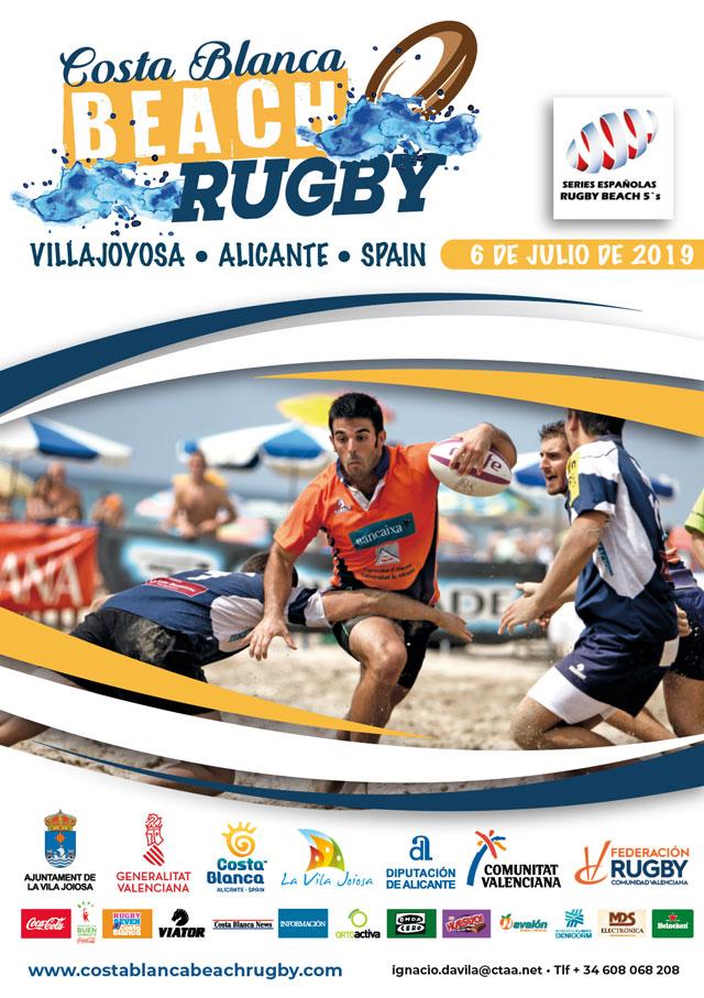 V Costa Blanca Beach Rugby La Vila Joiosa 2019