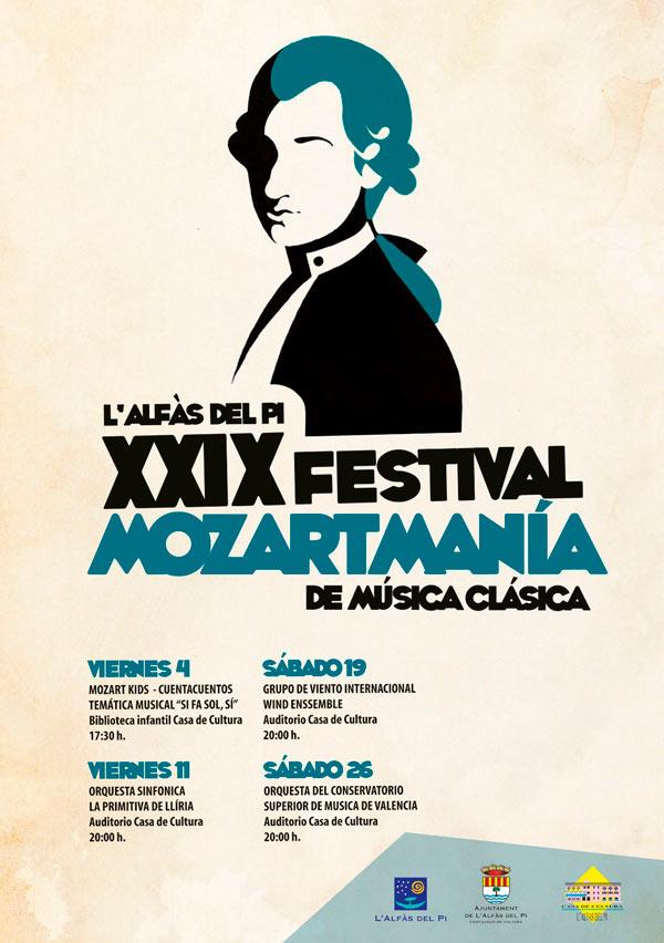 XIX Festival Mozartmanía
