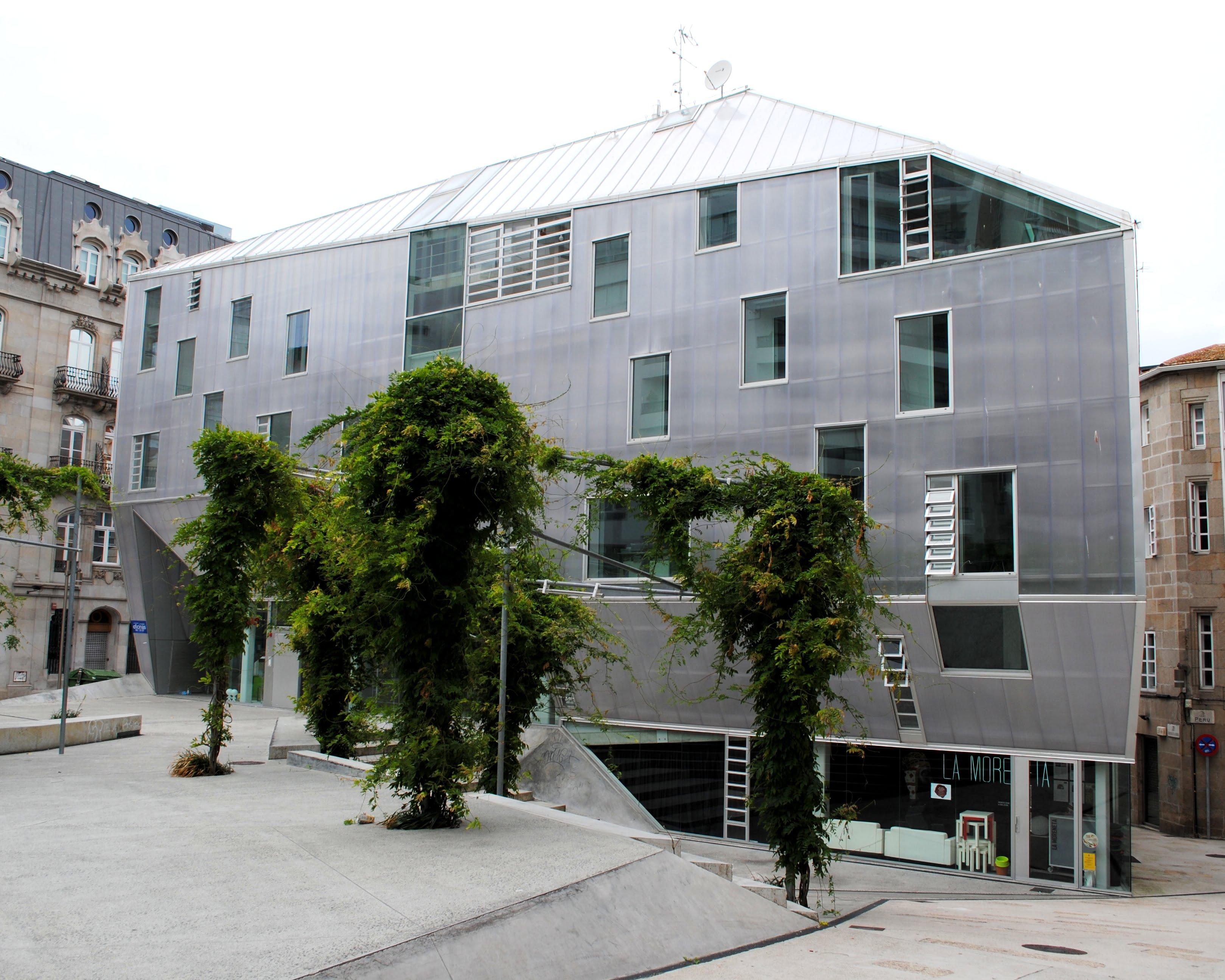 Sede Colegio Oficial de Arquitectos Vigo