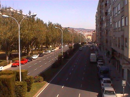 Ampliación Avenida de Castelao.