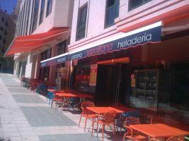 Pizzeria Napolitana: … y yo me tomo un granizado