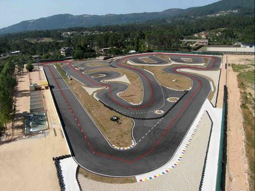 Circuito Go-kart Porriño [Vigo Enxebre]