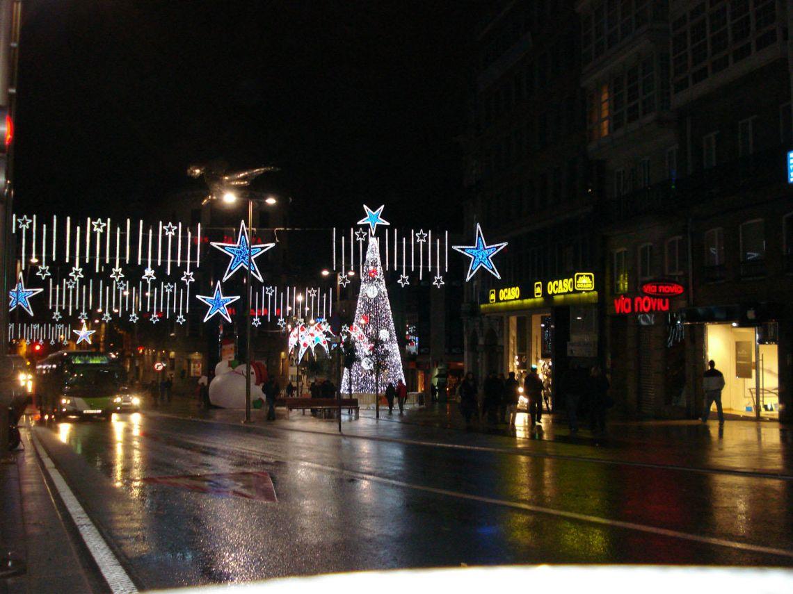 Alumbrado Navideño 2010