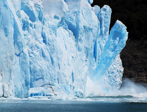…Y Vigo se congeló durante tres minutos