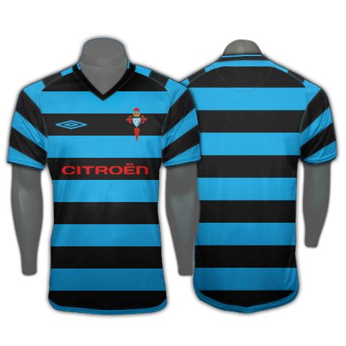 ¿Cómo te gustaría que fuese la camiseta del Celta?