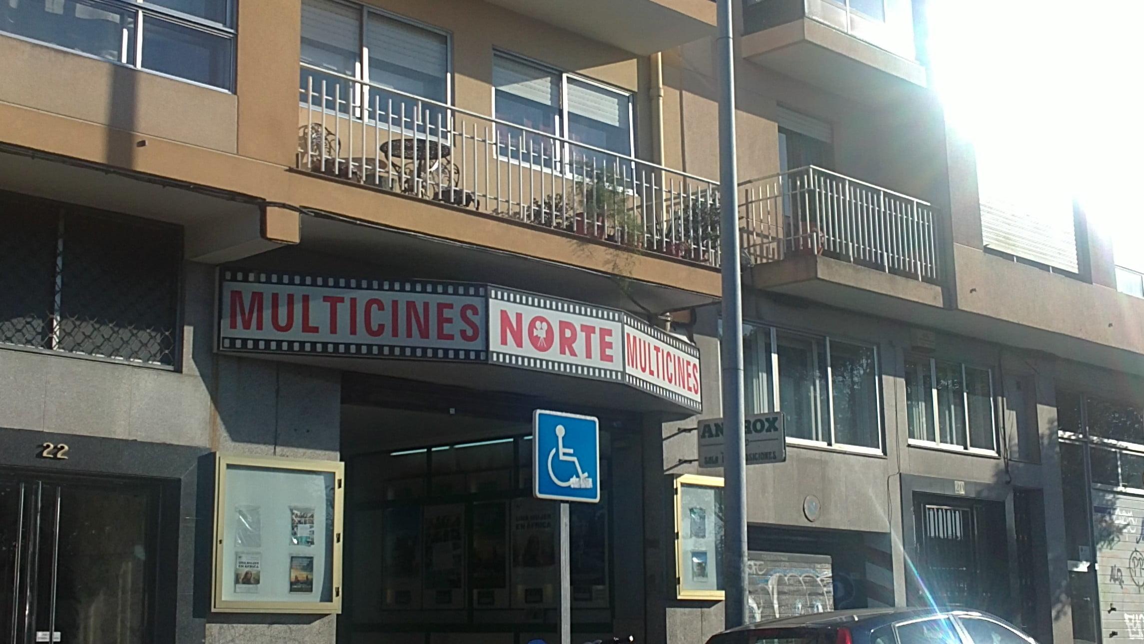 Multicines Norte y la historia de los Cines en Vigo