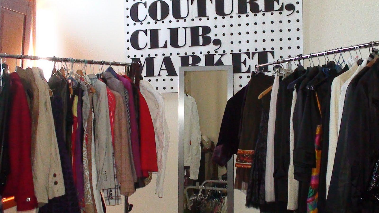 """Ampliación del mercadillo más Chic: """"COUTURECLUBMARKET"""""""