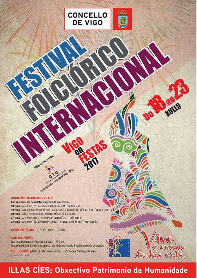Festival Folclórico Internacional 2017