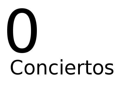 Conciertos Castrelos 2012