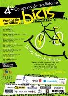 Campaña de recollida de bicis