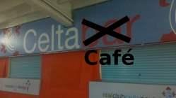 Celta Café, café museo del Celta de Vigo