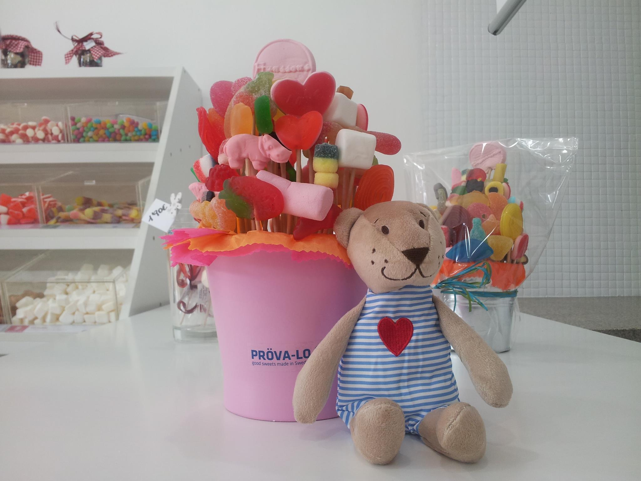 Pröva-lo Vigo: Golosinas y dulces suecos