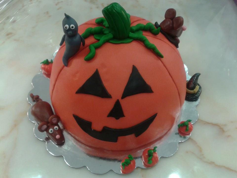 Talleres de dulces de Halloween