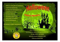 Halloween en El bosque de Navia