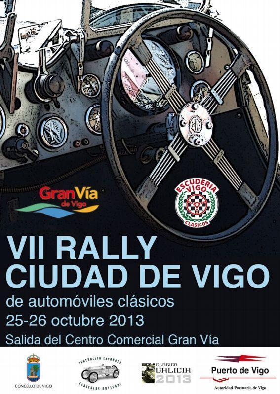 VII Rally Ciudad de Vigo