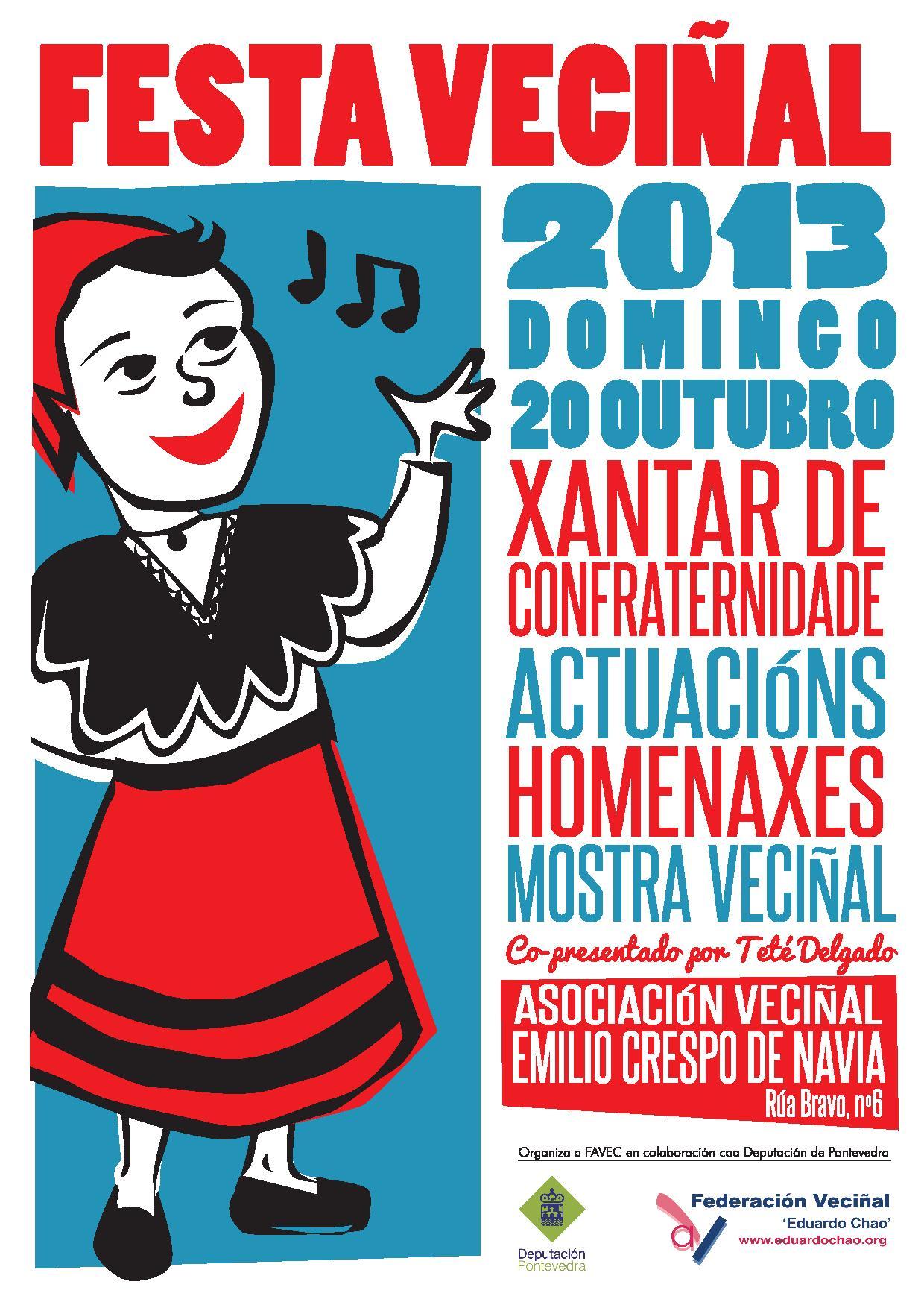 Gran Festa Veciñal 2013