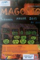 Samaín e Magosto en Navia