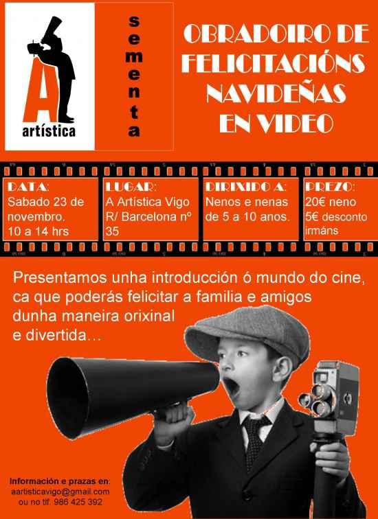 Talleres de Cine para niños y Adolescentes