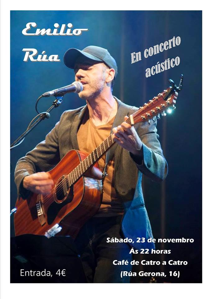 Concerto de Emilio Rúa