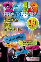 Fin de año en el Café de Mario de Vigo