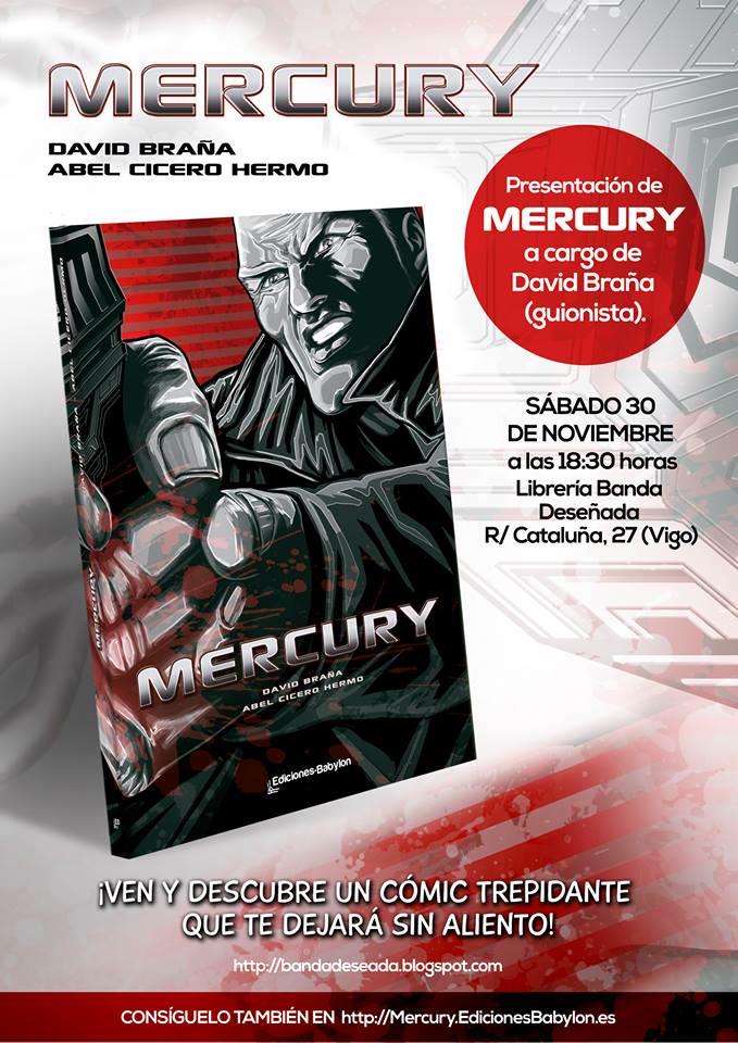 Presentación de MERCURY