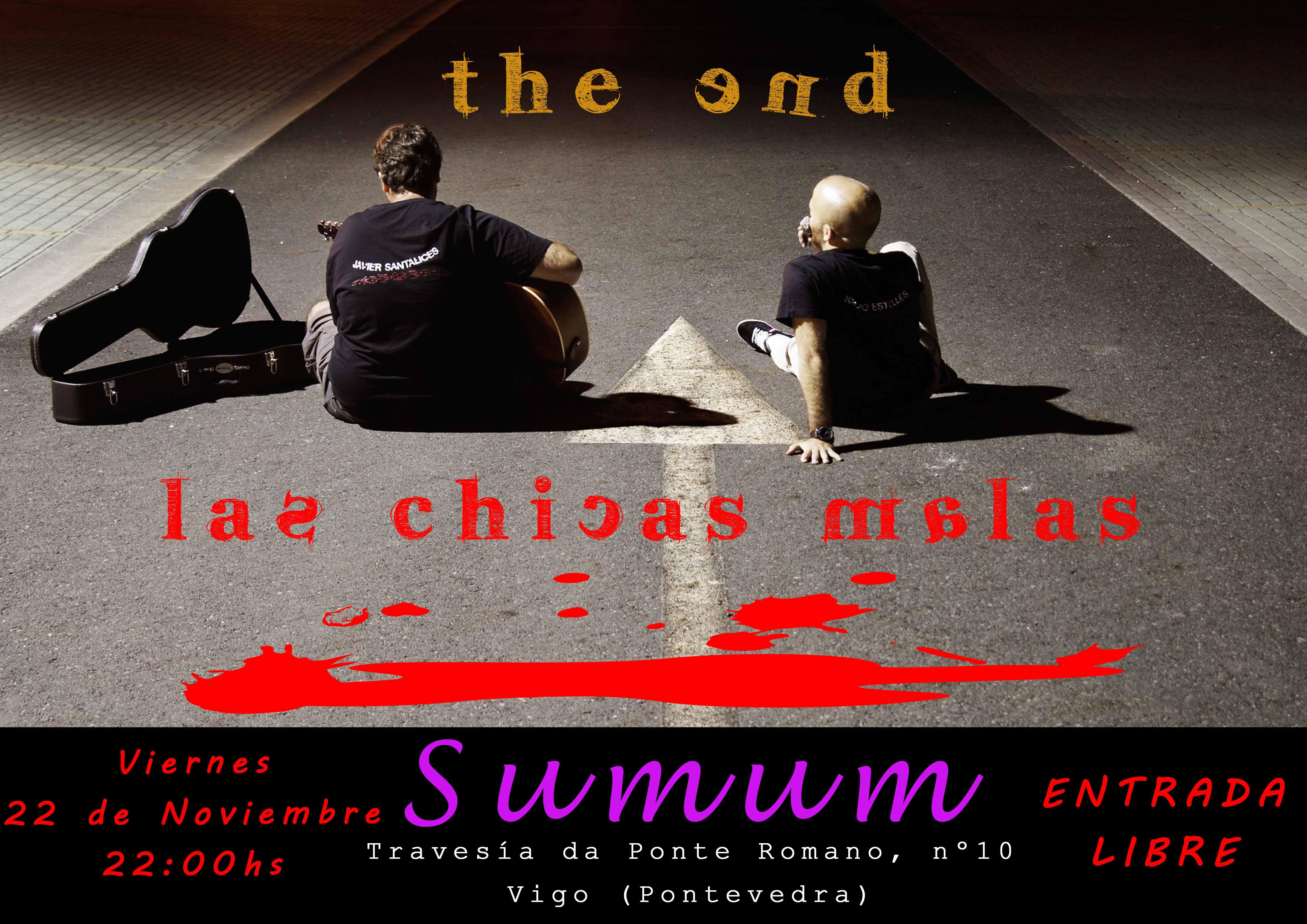 """The END presenta """"Las Chicas Malas"""""""