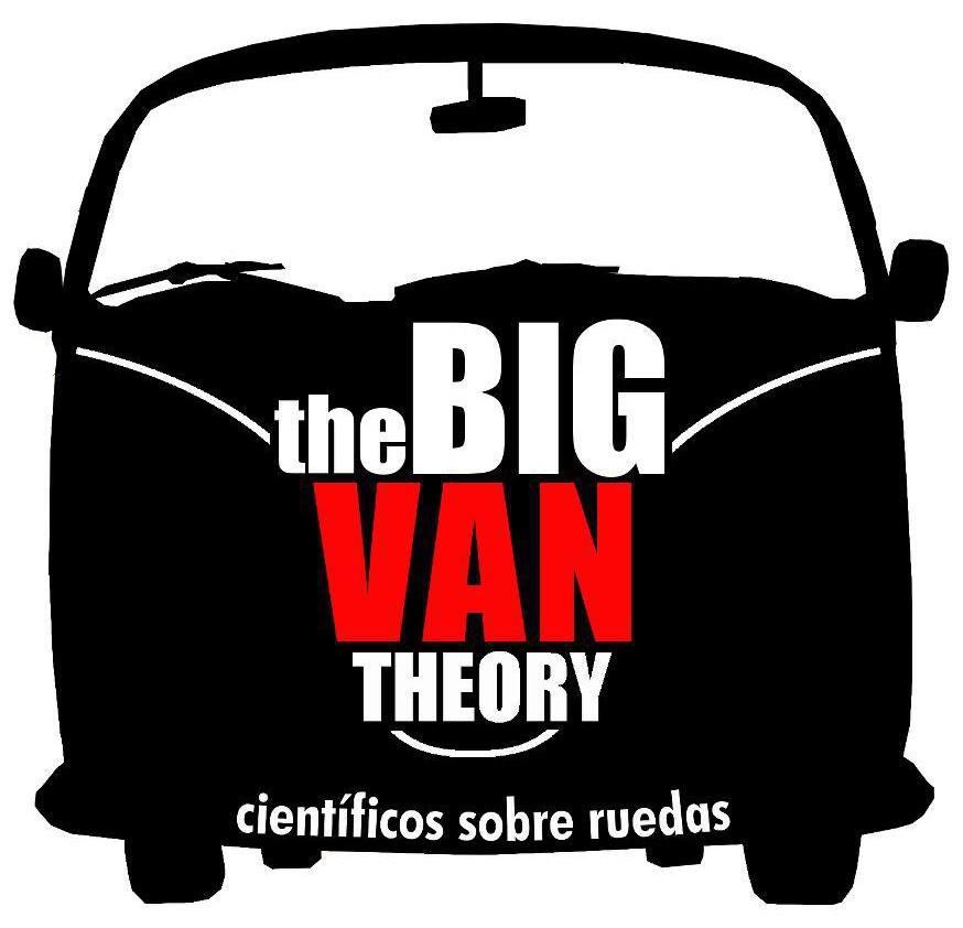 The Big Van Theory, monologuistas y científicos.