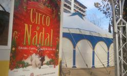 Circo de Navidad en Vigo 2013