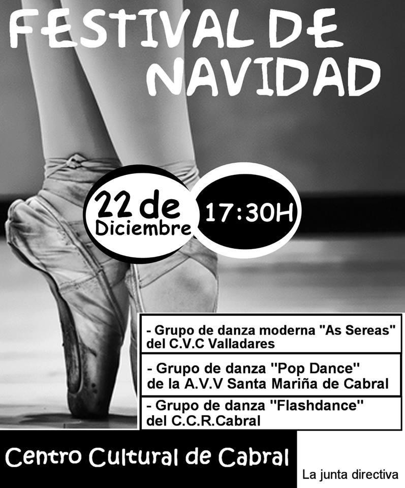 Festival de Navidad de Danza