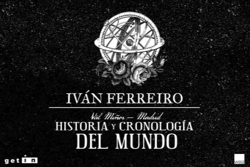 Iván Ferreiro en Concierto en Vigo. Val Miñor – Madrid …