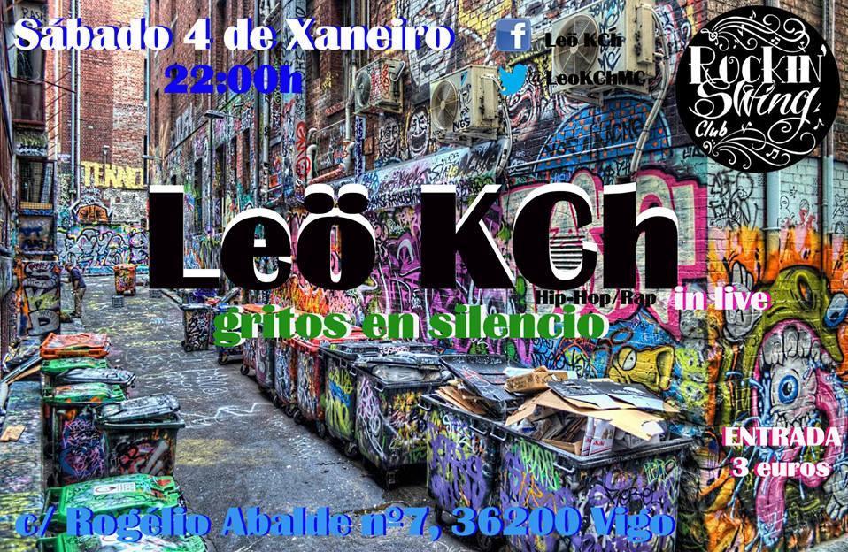 Leö KCh en Vigo