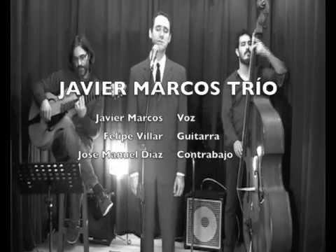 Contrabajo Jam Session con Javier Marcos Trío