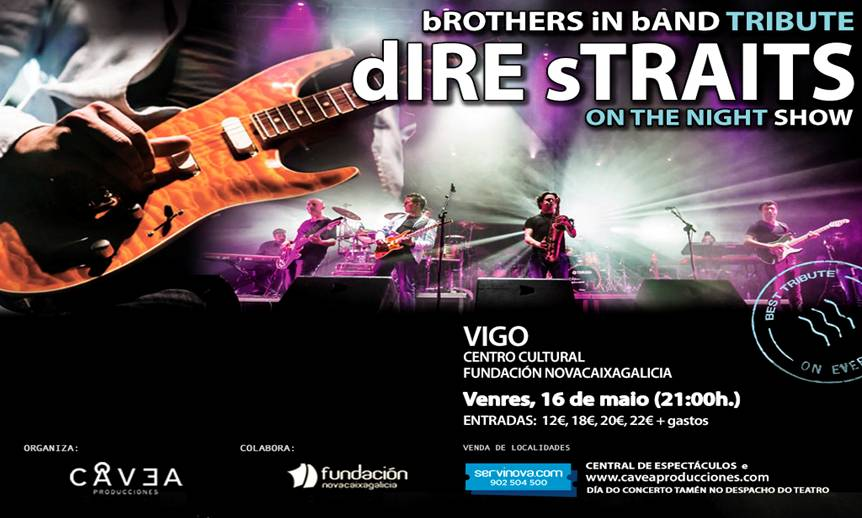 bROTHERS iN bAND, tributo a Dire Straits