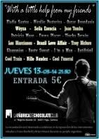 "Concierto ""With a little help from my friends"" en Vigo"