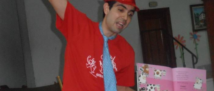 Maratón de cuentos del Señor Gravata Torta