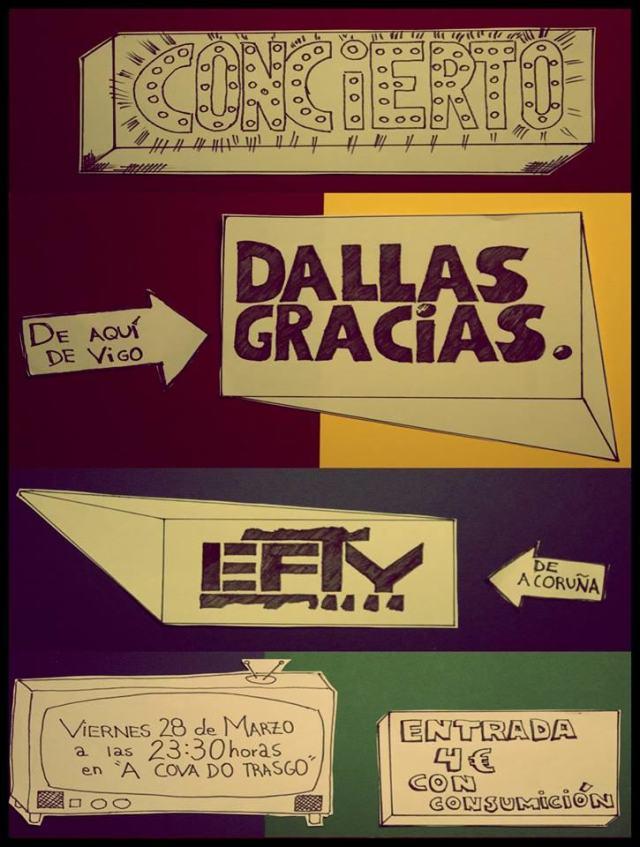 concierto de dallasgracias