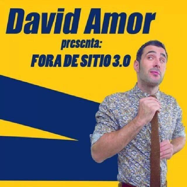David Amor, Fora de Sitio