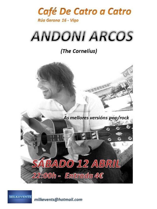 andoni arcos