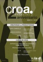 ¿Conoces Croa Magazine? Cumplen dos años de creatividad